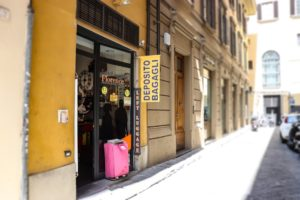 Left Luggage Florence - Deposito Bagagli Firenze